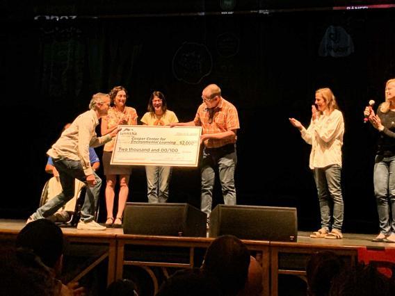 Colin Waite Receives 2020 Summit Hut Banff Grant for $2000
